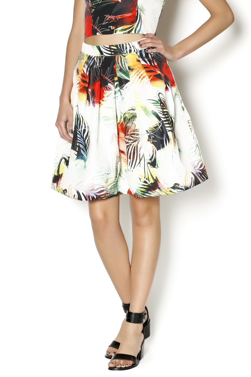 3NY Tropic Skirt - Front Cropped Image