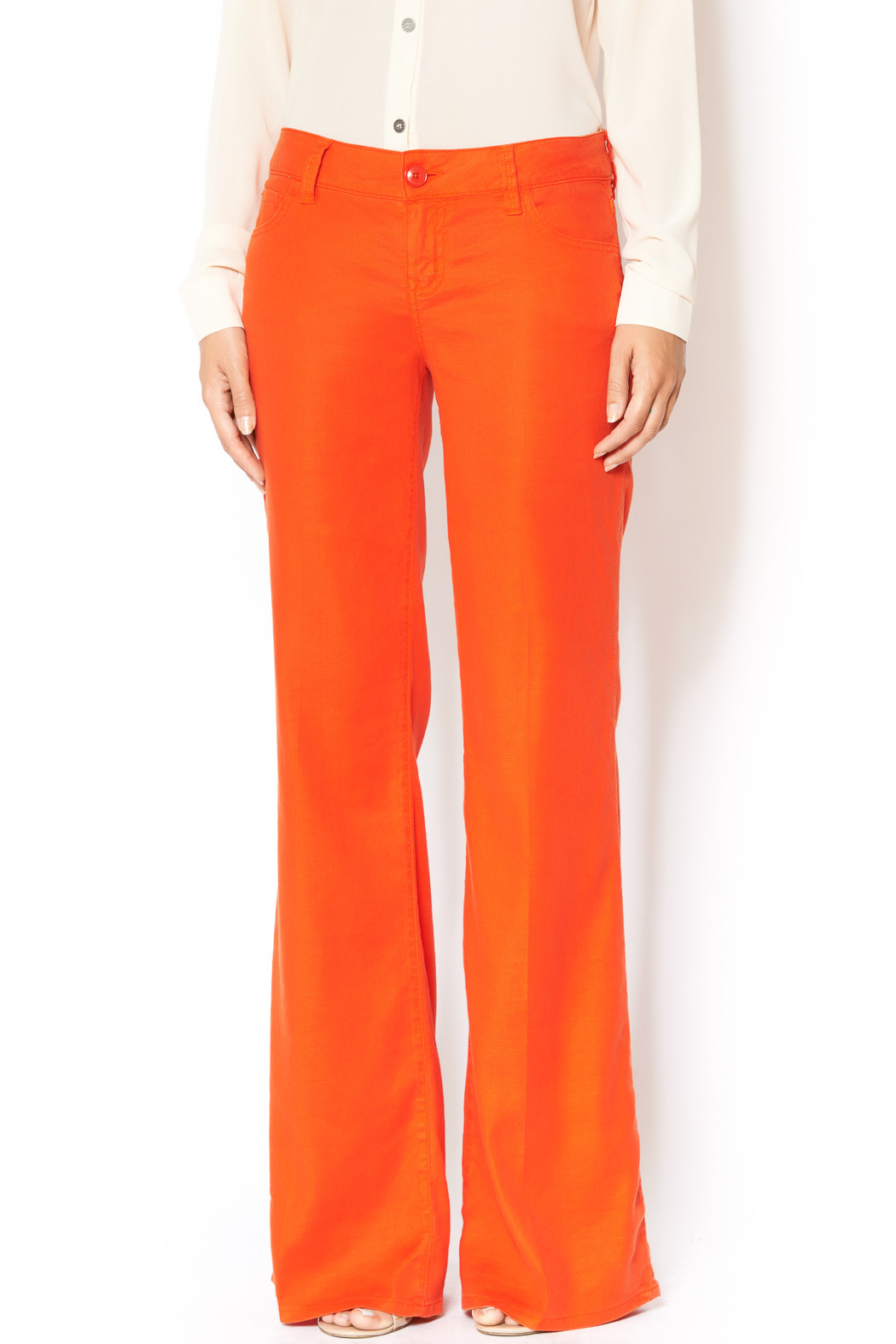 Level 99 Newport Pants - Front Cropped Image