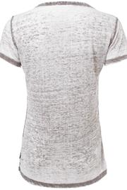 NTS Sheer Graphic T-Shirt - Front full body