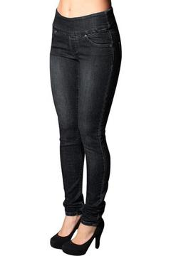 Shoptiques Product: Slimming Pull-On Jeans