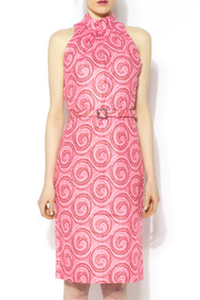 Royal Jelly Harlem Ava Pink Dress - Product Mini Image