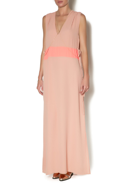 NU New York Maxi Two Tone Dress - Product List Image