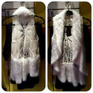 Shoptiques Product: Crochet Vest