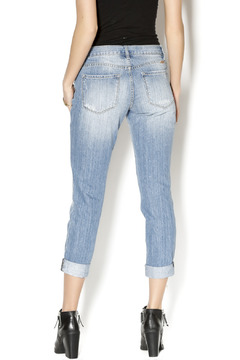 KanCan Destroyed Boyfriend Jeans - Alternate List Image