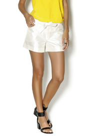 By Smith Soho White Shorts - Product Mini Image