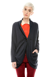 Shoptiques Product: Carrie One Button Cardigan