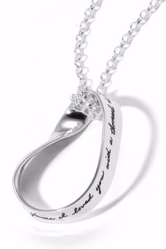Curiosities Sterling Infinity Necklace - Product List Image