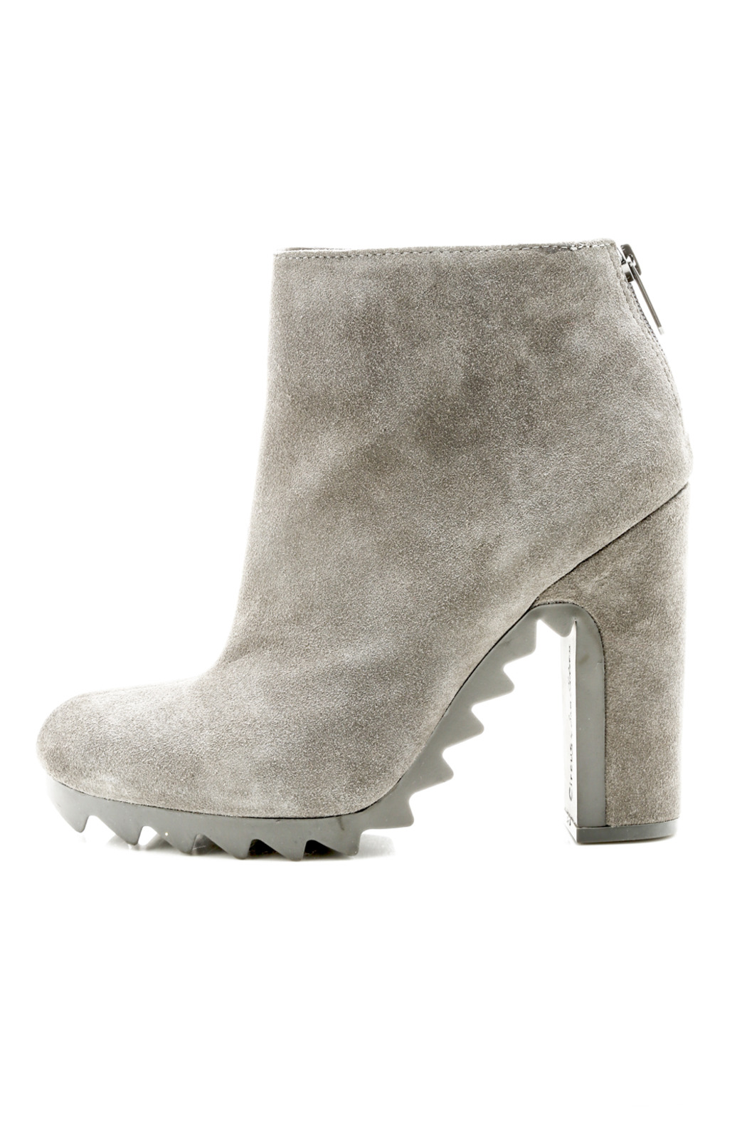 c7debc621d5d01 Circus by Sam Edelman Suede Grey Booties from California by Bella At ...