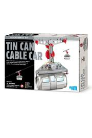 4M Can Cable Car - Product Mini Image