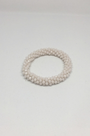 Accessorizit 4MM Crystal Rope Stretch - Front cropped