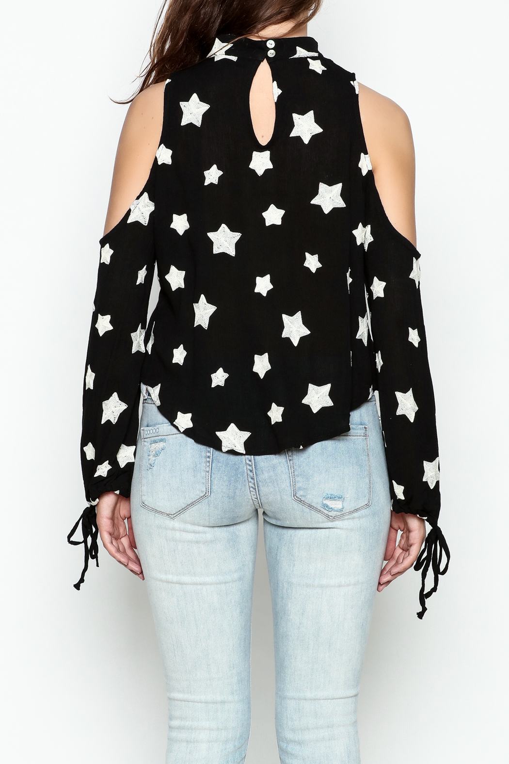 4Sienna Star Shirt - Back Cropped Image