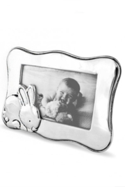 Beatriz Ball  4x6 Silver Bunny Frame - Product Mini Image