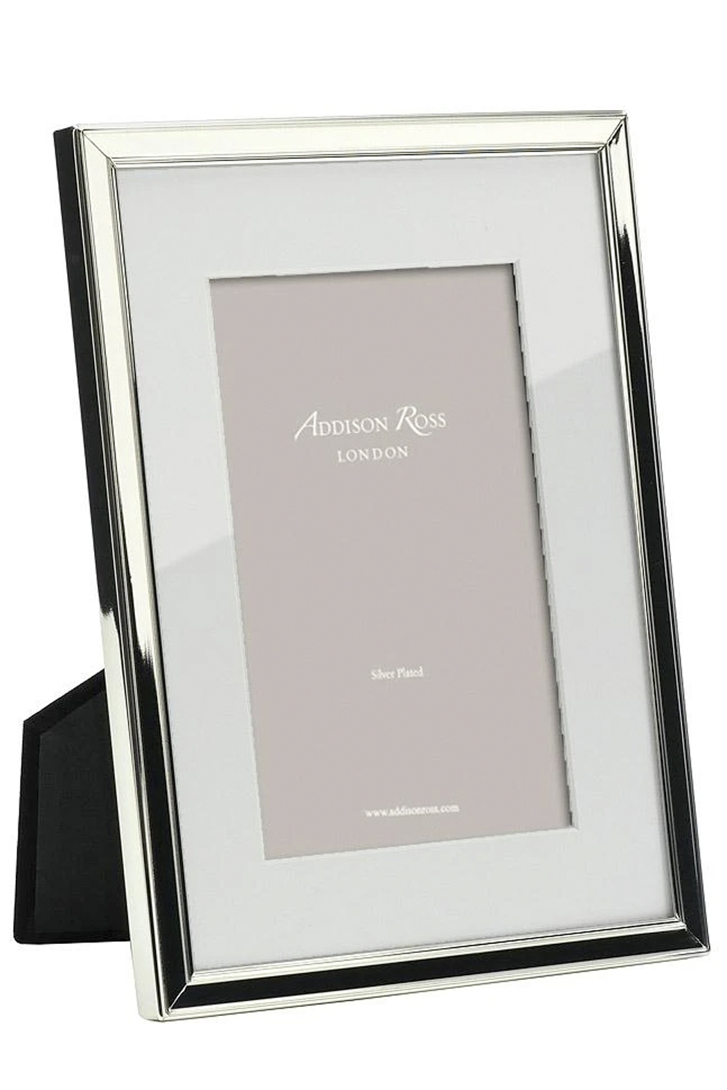 Addison Ross 4x6 Silver Frame With Mount - Main Image