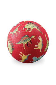 """Shoptiques Product: 5"""" Playball Red Dinosaurs"""