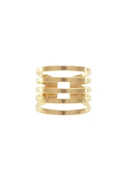 C Pak & Co. 5 Row Ring - Front cropped