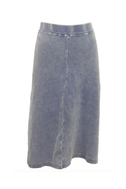 5 Stars 5 Star Ribbed A-Line Skirt - Product Mini Image