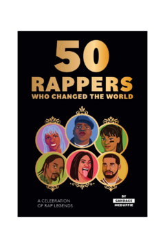 Chronicle Books 50 RAPPERS WHO CHANGED THE WORLD - Product List Image