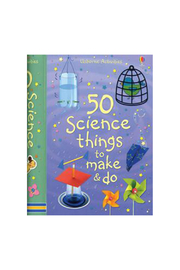 Usborne 50 Science Things To Make And Do - Front cropped