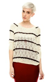 Shoptiques Product: Distressed Sweater