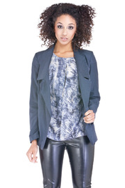 Shoptiques Product: Backless Blazer