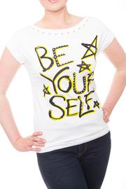 tu-anh Be Yourself Tee - Product Mini Image