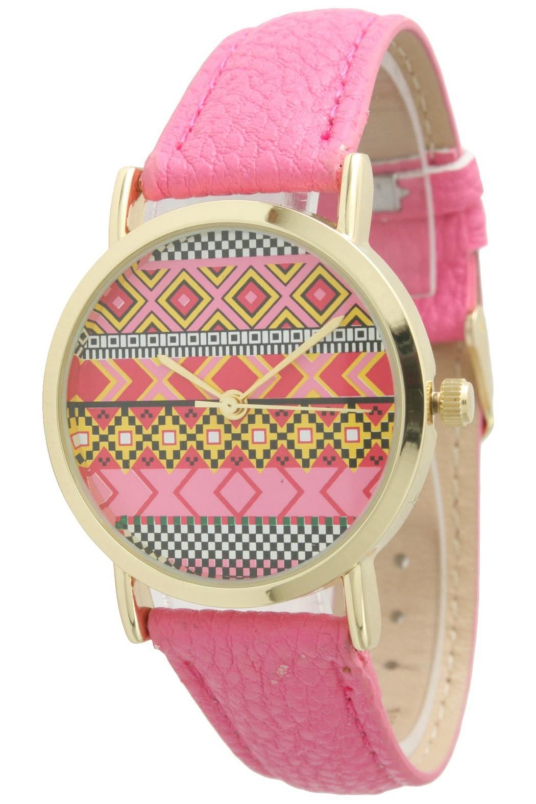 Olivia Pratt Tribal Geo Watch - Main Image
