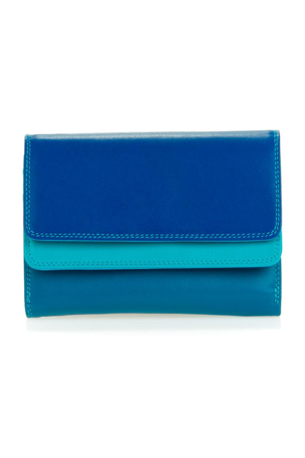 mywalit Double Flap Purse/Wallet - Main Image