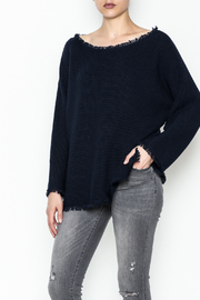 525 Shaker Fringe Sweater - Product Mini Image