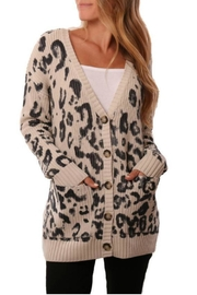 525 America Animal Cardigan - Front cropped