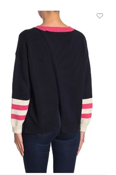 525 America Colorblock Sweater - Alternate List Image