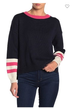 525 America Colorblock Sweater - Product List Image