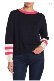 525 America Colorblock Sweater - Product Mini Image