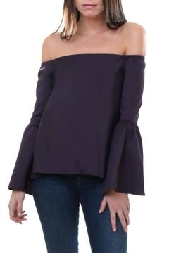 525 America Off The Shoulder Tunic - Product List Image