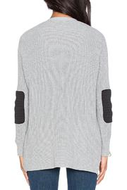 525 America Patch Boyfriend Sweater - Side cropped