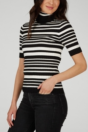 525 America Ribbed Turtle Neck - Front cropped