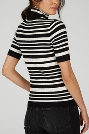 525 America Ribbed Turtle Neck - Side cropped