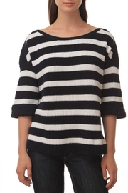 525 America Striped Rugby Sweater - Product Mini Image