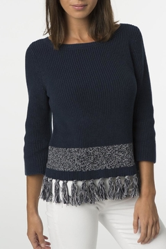 Shoptiques Product: Tassel Fringe Sweater