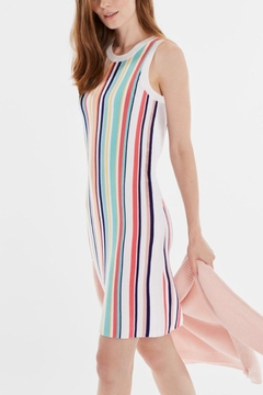 Shoptiques Product: Vertical Striped Dress