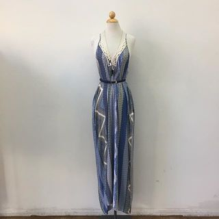 Shoptiques Printed Maxi Dress