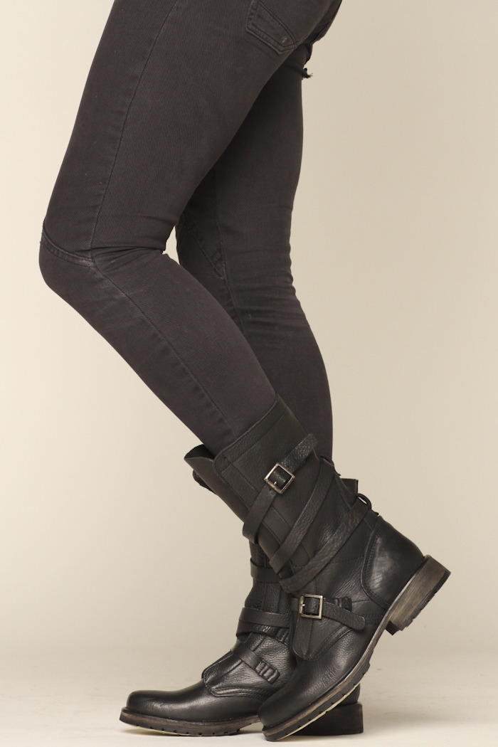 Steve Madden Banddit Motorcycle Boot from Marina by y&i clothing ...