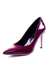 Gode Point Toe Pump - Front cropped