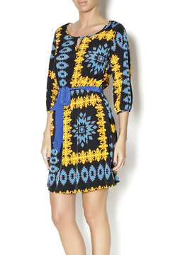 Shoptiques Product: Abstract Keyhole Dress