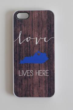 Shoptiques Product: Kentucky Iphone 5