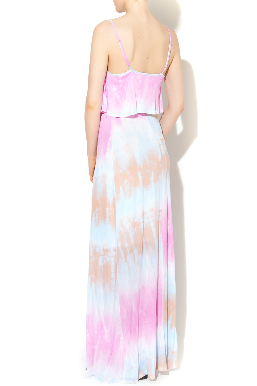 Mono B Pastel Tie Dye Maxi From Florida By Abby Taylor Shoptiques