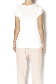 Dylan Pointelle SS Tee - Back cropped