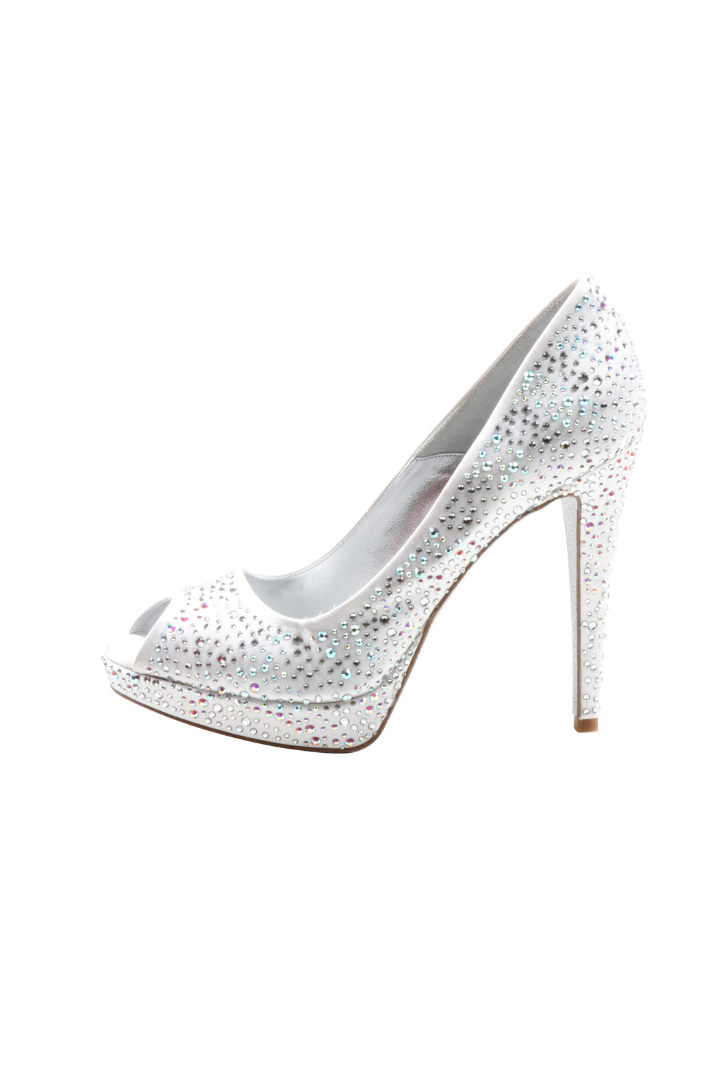 Loriblu Pumps With Diamant Detail - Side Cropped Image