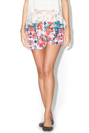 Library Floral Josie Shorts - Product Mini Image