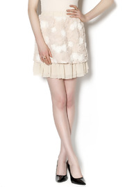 A'reve Lace floral skirt - Product Mini Image
