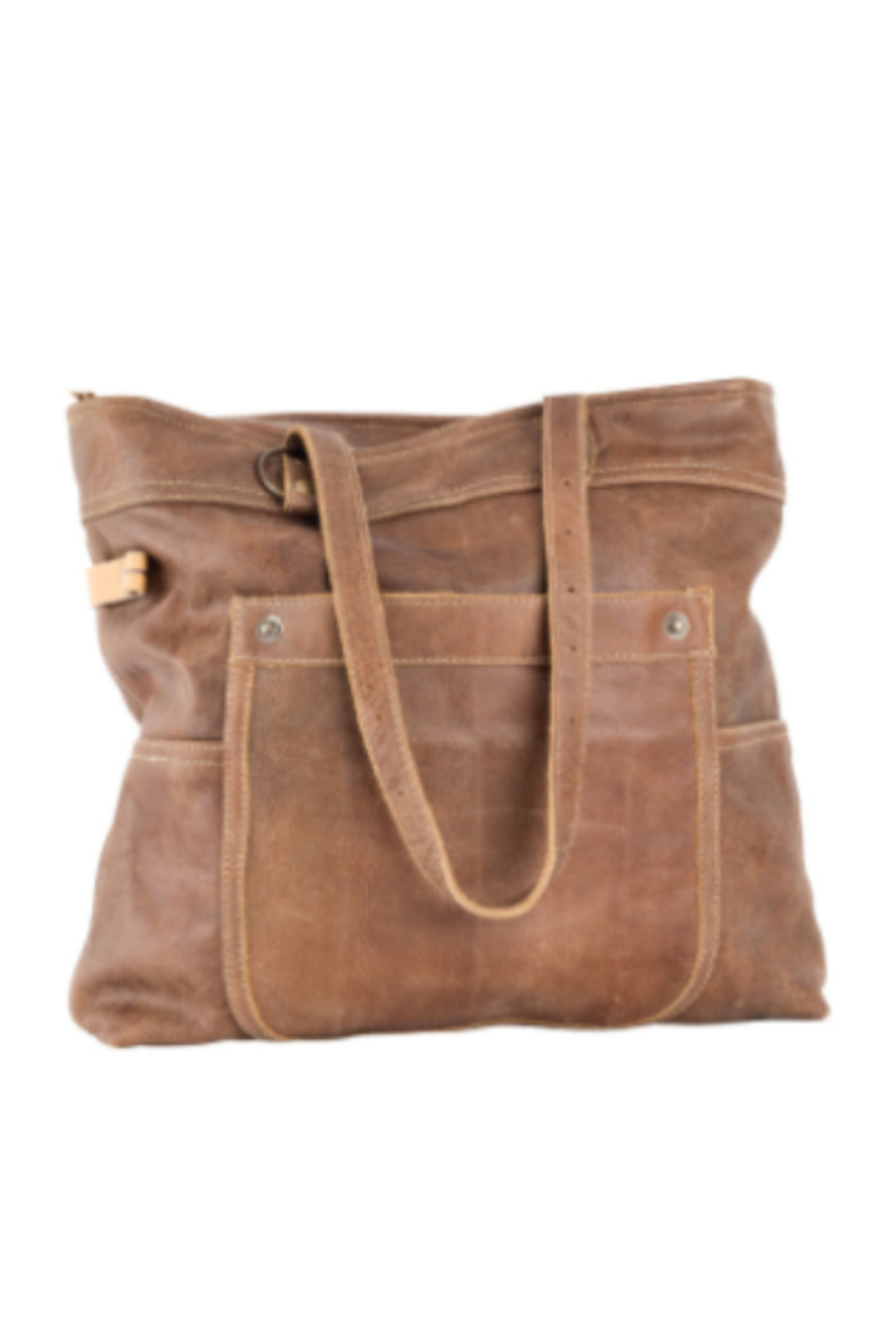 Benjamin 55610 Leather Shoulder Bag - Main Image